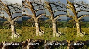 Pro Landscape App by Cinema 4k Vs Filmic Pro Vs Open Camera Vs Ig Camera Vs Cinema Fv