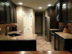 Dark Espresso Kitchen Cabinets by Backsplash Ideas For Bianco Antico W Espresso Cabinets Kitchens