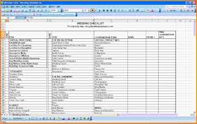 Wedding Planning Spreadsheet Wedding Planner Checklist Pdf Wedding Checklist Spreadsheet Jpg