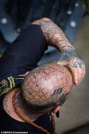revellers attend international london tattoo convention daily