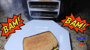 How To Make Grilled Cheese In Toaster How To Make Grill Cheese In The Toaster Sandwiches Wonderhowto