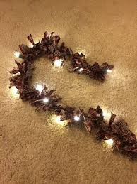 how to make rag light garland light garland garlands and decoration