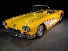 1959 corvette for sale 1958 chevrolet corvette resto mod ls3 500 hp custom chassis