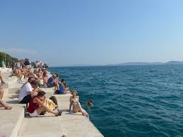 Sea Organ Top Ten Reasons To Love Zadar A Life Of Moxie