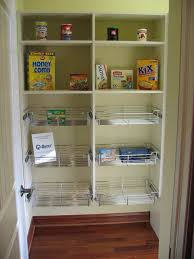 Pantry Shelving Ideas by Painting Of Good Walk In Pantry Shelving Systems Interior Design