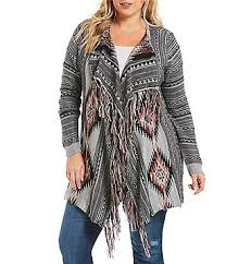 plus size sweaters shrugs cardigans dillards