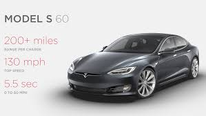 tesla model s tesla introduces less expensive model s 60 and 60d variants