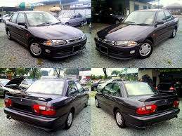 automotive database proton wira