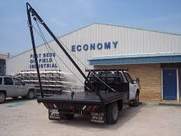 homemade truck bed economy mfg