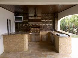 Outdoor Kitchens Pictures Designs by 25 Outdoor Kitchen Designs That Will Light Up Your Grill Outdoor