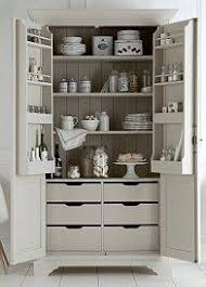 kitchen larder cabinets free standing kitchen pantry you could make something like it from