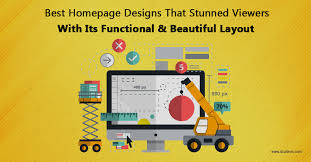 website homepage design 8 best website homepage designs with good website design exles