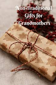 non traditional gifts for grandmothers wine in