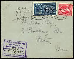 u s special delivery postal service wikipedia