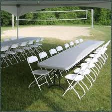 banquet table rentals tables chairs seward party rentals