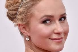 hair jewels hayden panettiere wears hair jewels the right way emmy awards