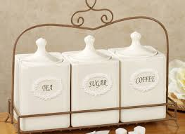 ceramic canisters sets for the kitchen ellajanegoeppinger com