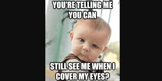 I Got My Eyes On You Meme - the 20 best confused memes
