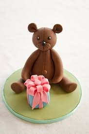 how to make a teddy bear cake topper part 1 u2022 cakejournal com