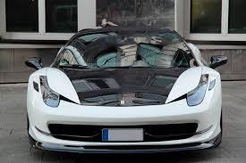 Ferrari 458 Italia White - ferrari 458 italia photos u2013 import insider