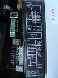 1998 nissan maxima fuse box 1998 wiring diagrams instruction