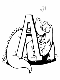 alligator coloring sheet coloring picture hd kids fransus