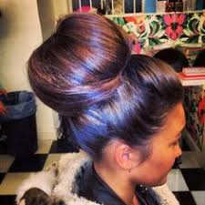 big bun hair is it bad that i would this as my wedding updo seriously