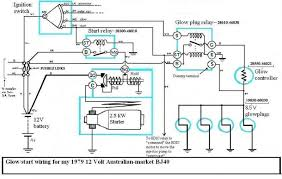 bosch glow plug relay wiring diagram wiring diagram and