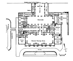 Baths Of Caracalla Floor Plan Architakes Detroit U0027s Grand Central Michigan Central Station