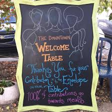 Welcome Table Chefs At Welcome Table Home Facebook
