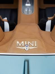 Superleggera Mini Mini Superleggera Vision Is An Italian Coach Built Electric Roadster