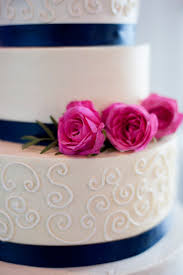 wedding cake navy blue and pink gallery for gt navy blue and pink