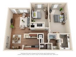 Floor Plan Of An Apartment Floor Plans La Maison At Lake Cove An Apartment Community Near