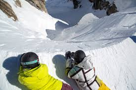 corbet u0027s couloir u2013 a day on the edge youtube