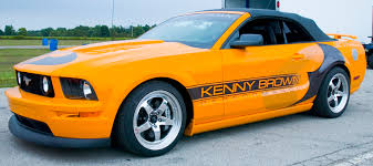 kenny brown mustang kenny brown selects weld rt s wheels for turbo mustang stangtv