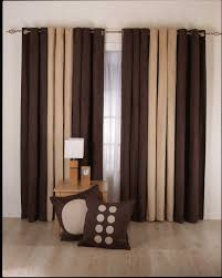 How To Make Grommet Top Curtains Home Accessories Elegant Grommet Curtains For Interior Home