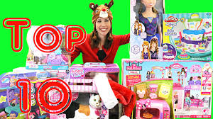 Girls Bedroom Age 9 Top 10 Toys For 2014 Christmas Girls Picks Toddlers Toys Barbie