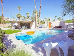Mid Century Modern House Palm Springs Midcentury Modern Vacation Home Rentals