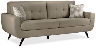 leons furniture kitchener cobra sofa orange leon u0027s