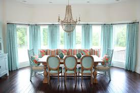 Curtain Ideas For Dining Room Summer Window Treatment Ideas Hgtv U0027s Decorating U0026 Design Blog Hgtv