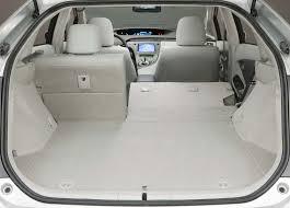 Toyota Highlander Interior Dimensions 2011 Toyota Prius Review Specs Pictures Price U0026 Mpg