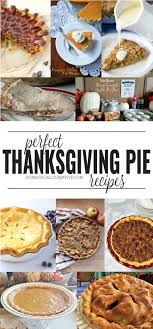 thanksgiving pie recipes mm 179 domestically creative