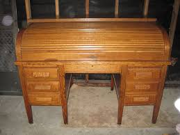 antique derby co oak roll top desk flickr