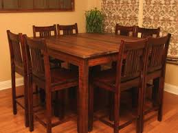 Handmade Dining Room Table Handmade Reclaimed Wood Pub Table Cypress By Joseph Cataldie