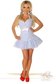 halloween dance costumes 3 pc dorothy costume amiclubwear costume online store