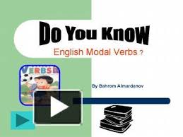 ppt u2013 english modal verbs powerpoint presentation free to view