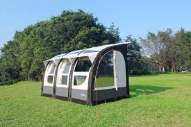 Used Caravan Awnings Airdream Vision Dl Inflatable Porch Caravan Air Awning By Camptech
