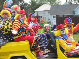 psychedelic clown car little known alien the parlour