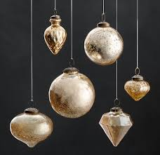 unique blown ornaments