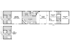 Mobile Home Floor Plans by Models Southern Homes
